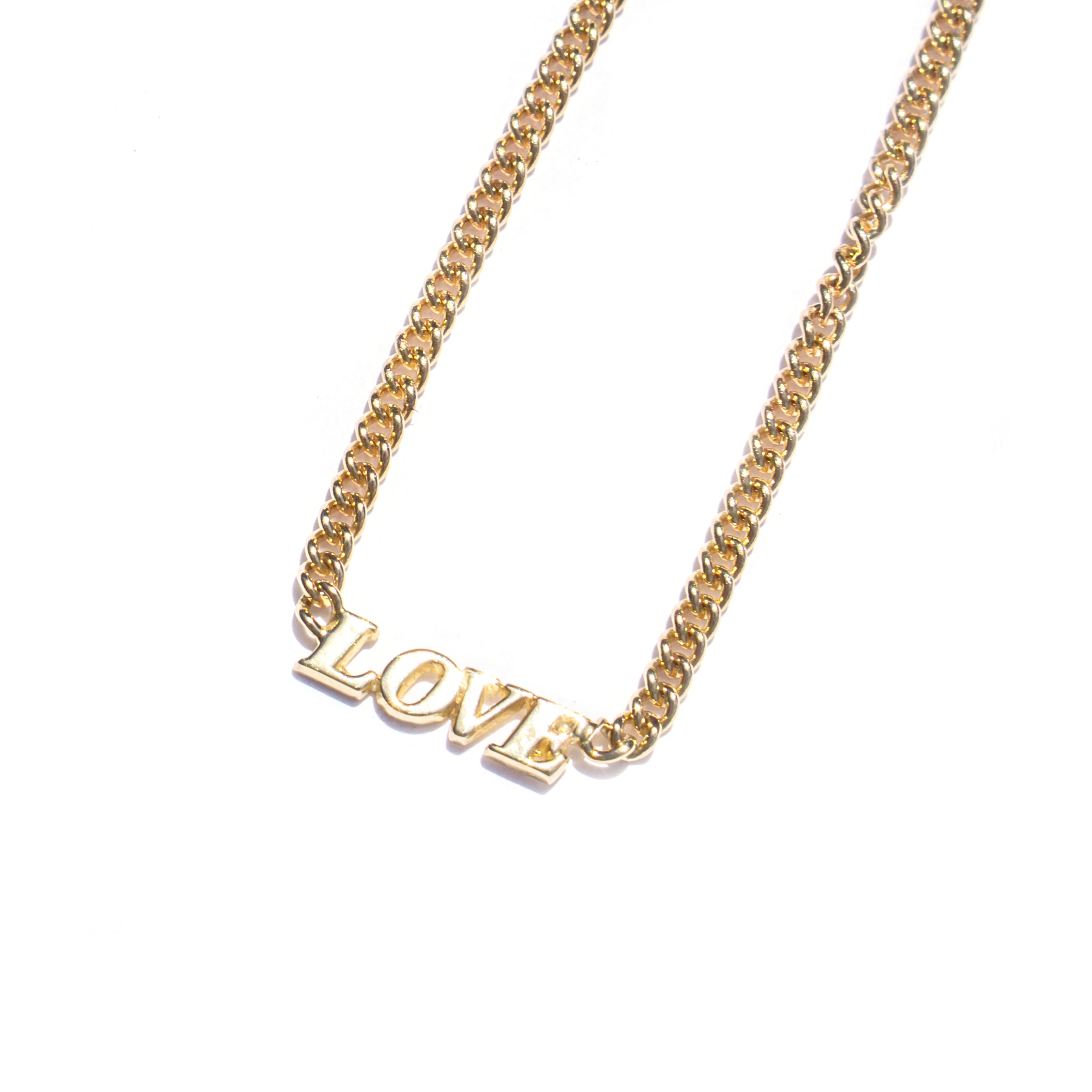 LOVE Name It Necklace