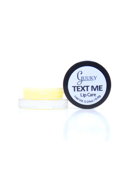 Text Me Lip Care
