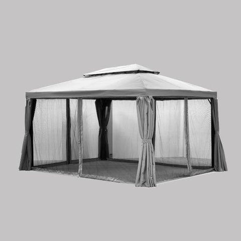 Gazebo outdoor with  netting