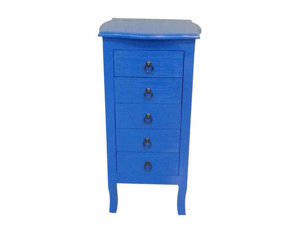 blue accent chest of drawers furniture singapore