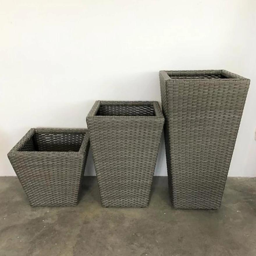 wicker planter box singapore