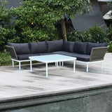 outdoor aluminium sofa singapore