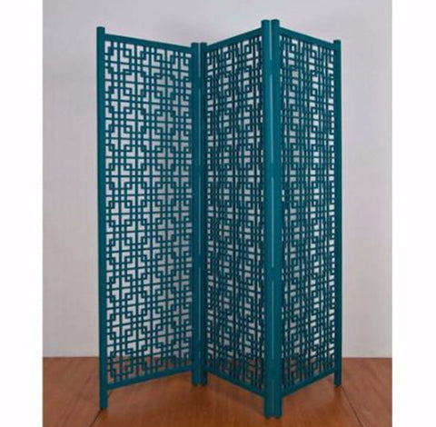wooden lace screen room divider singapore