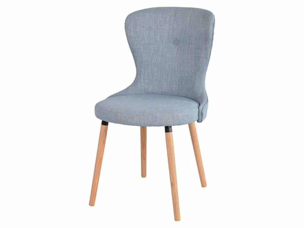 Boogie Dining Chair, Blue