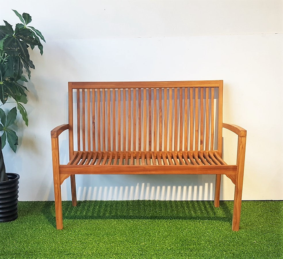 teak bench for balcony singapore