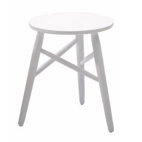 white wooden stool free delivery