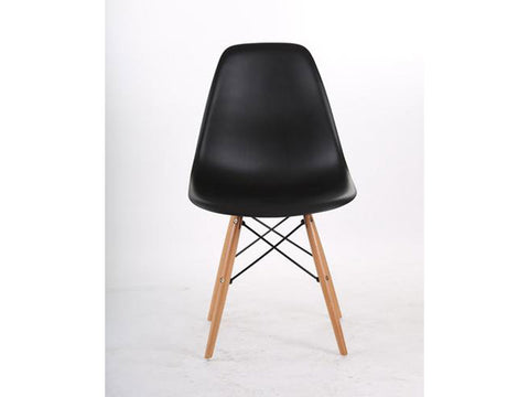 Black Replica Eames chair