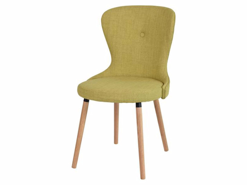 Boogie Dining Chair, Green