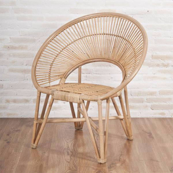 Natural rattan chair singapore