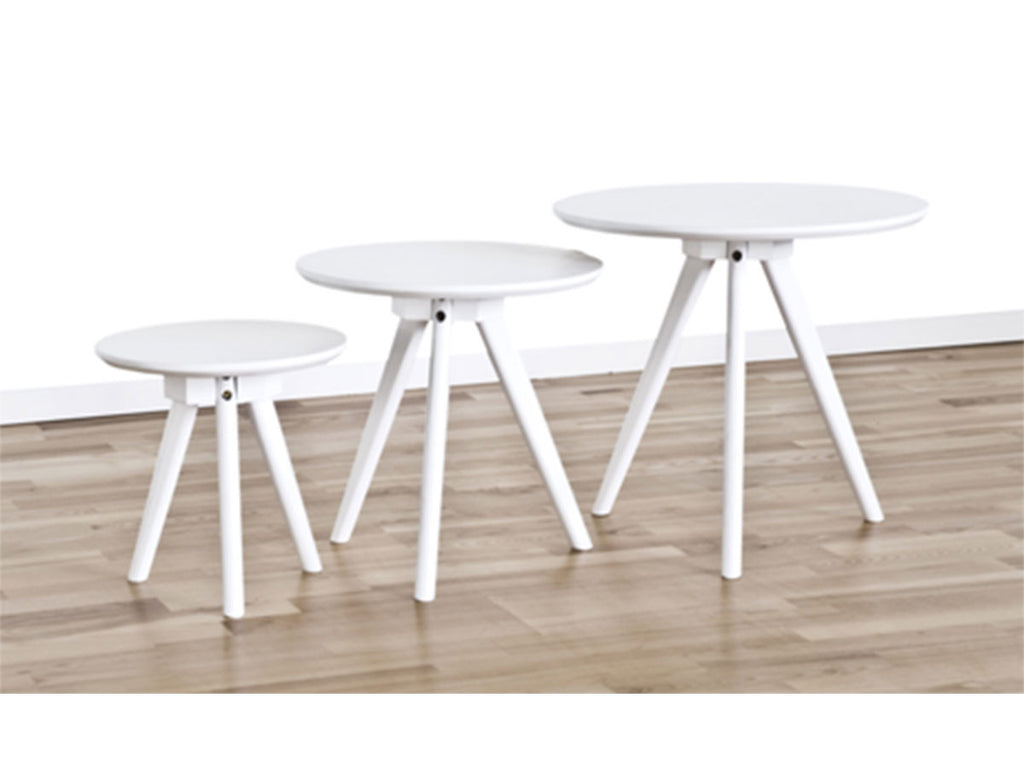 nesting tables in white singapore