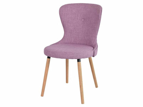 Boogie Dining Chair, Purple