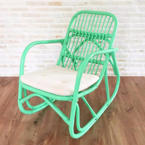 fancy rattan rocking chair singapore