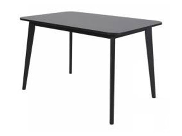 Linkoping dining table 120x80cm, black