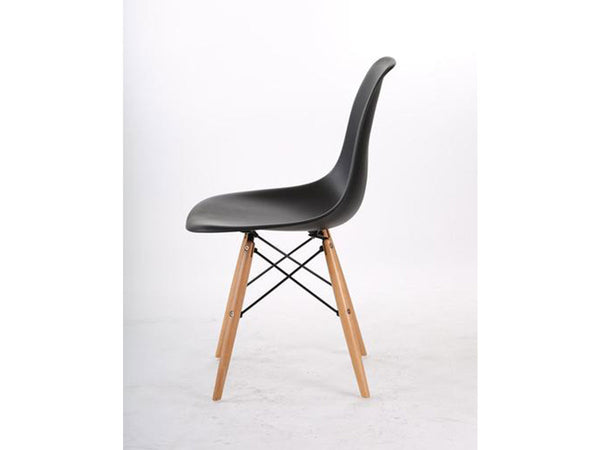 Black Replica Eames Chair Hemma Online Furniture Store Singapore