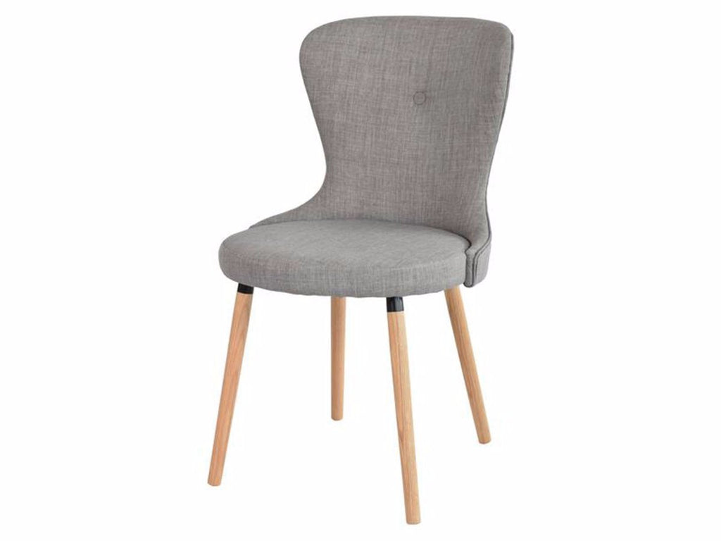 Boogie Dining Chair, Grey