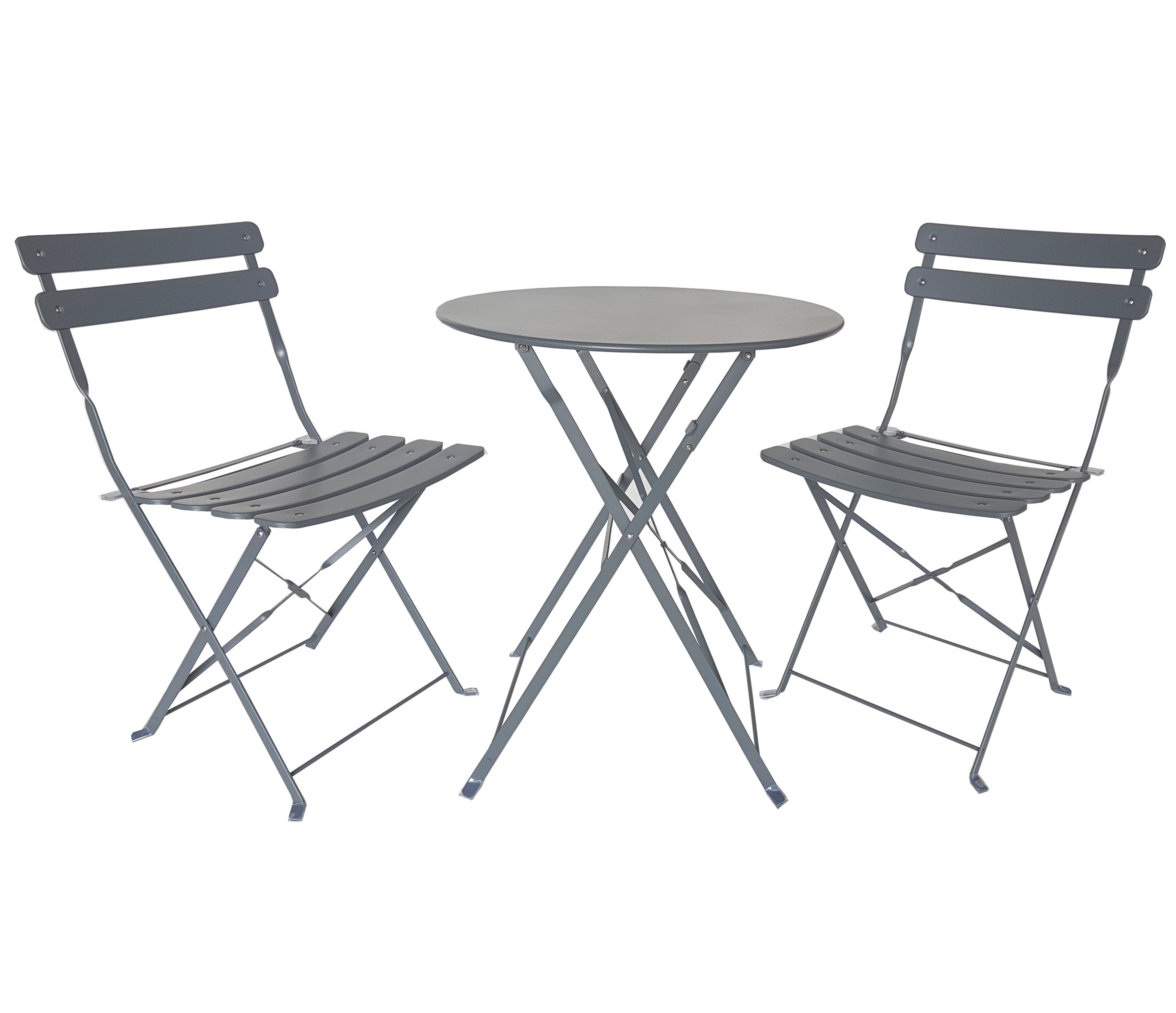 Aruba Cafe Metal Set Grey