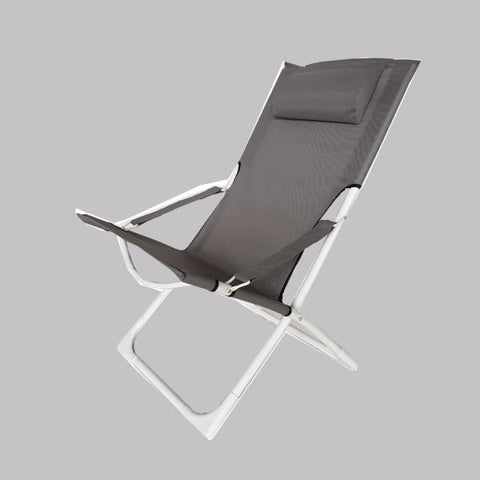 BREEZE Folding  Chair, Taupe