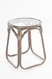 Paris sidetable in rattan