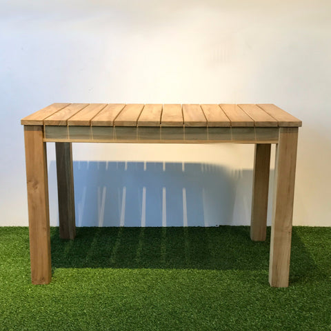 teak table rectangular