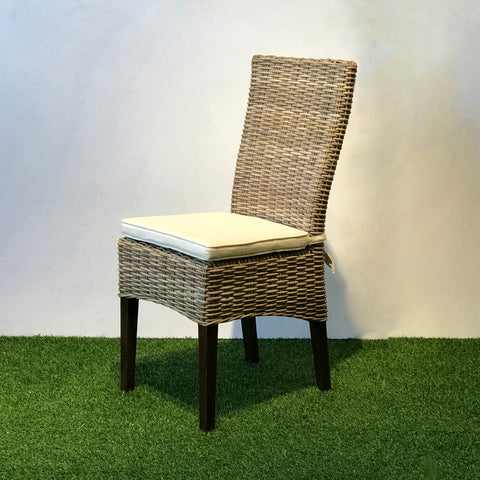 Helena Rattan Dining Side Chair