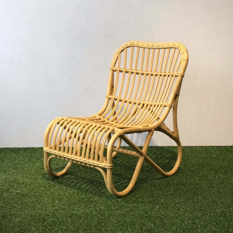 yellow rattan accent chair singapore