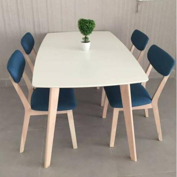 Copenhagen 1+4 Dining Set