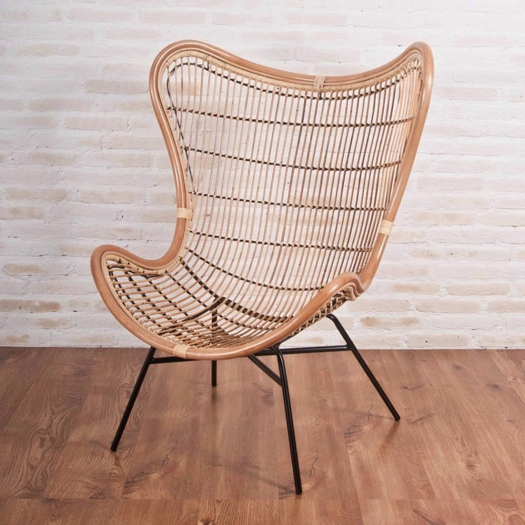 rattan occasional chair siingapore