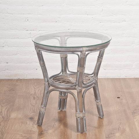 rattan side table singapore