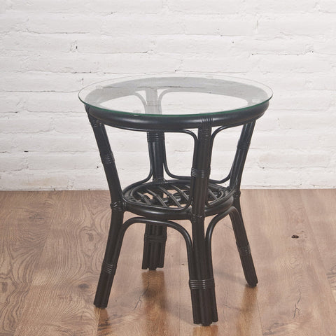 black rattan side table singapore