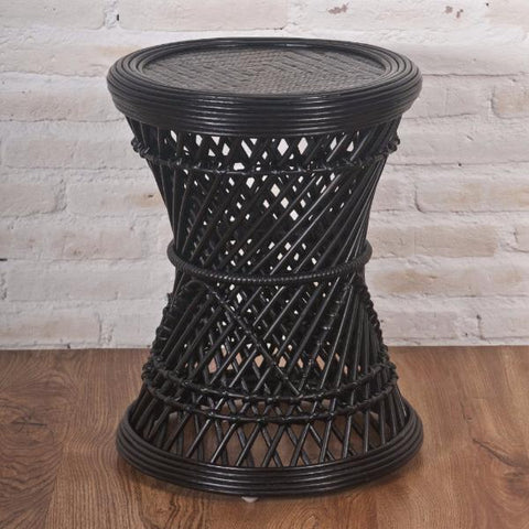 rattan bedside table stool singapore