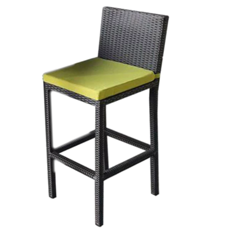 ALIKA outdoor wicker bar chair