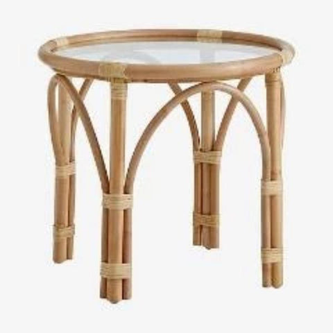 Honolulu side table, natural