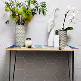 Casey wooden Console Table