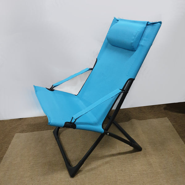 BREEZE Folding  Chair, blue