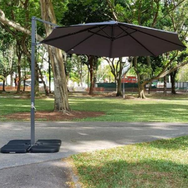 haning parasol banana umbrella singapore