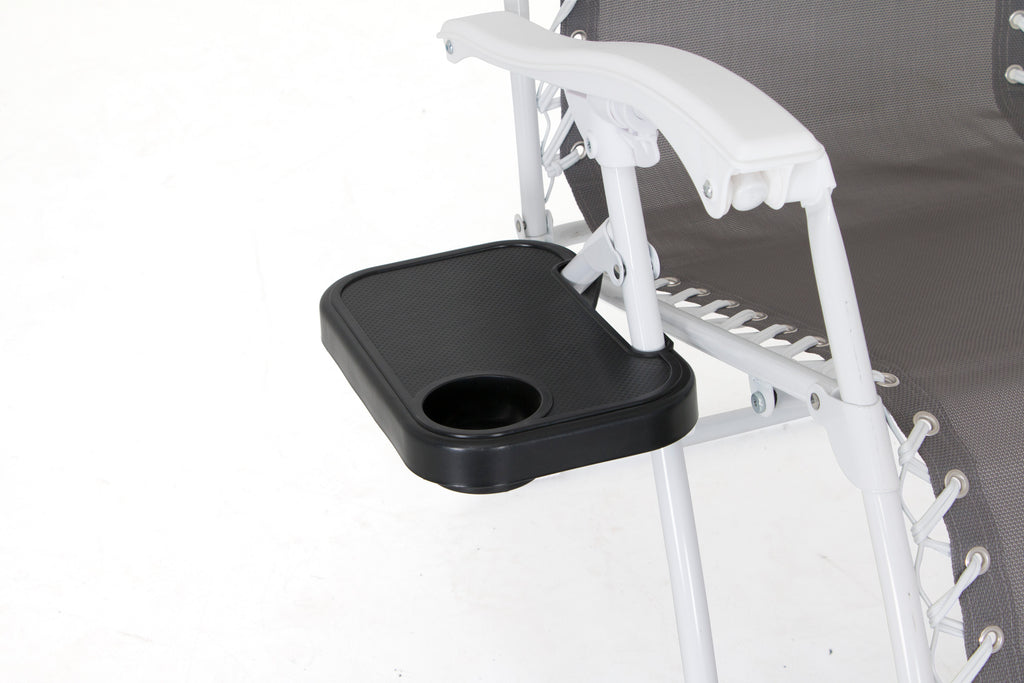 Additional tray for Foldable Reclining Zero Gravity Chair