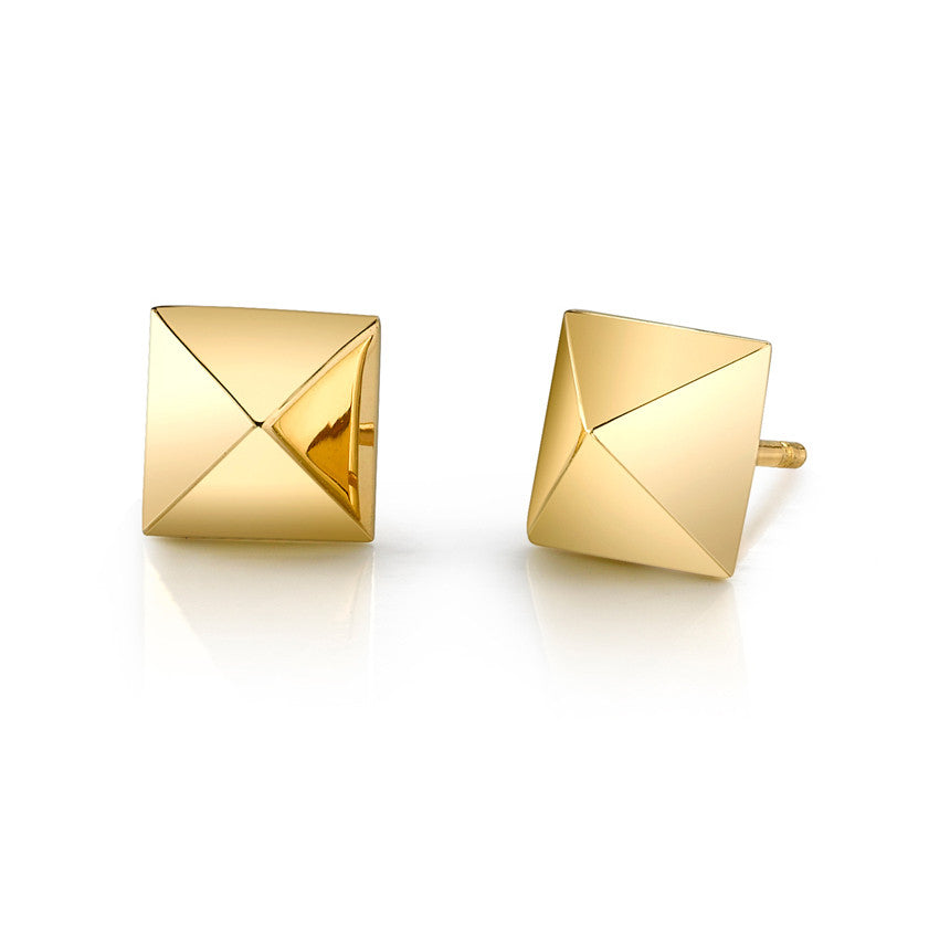 cfcc021e0 SPIKE STUD EARRINGS - Anita Ko