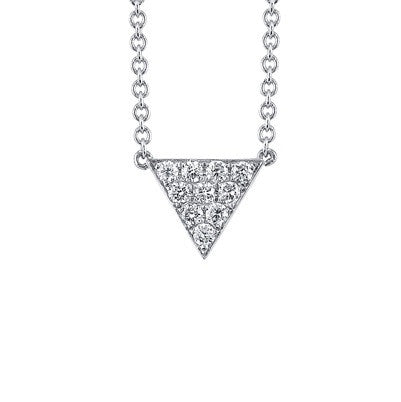 triangle goddess product p pendant