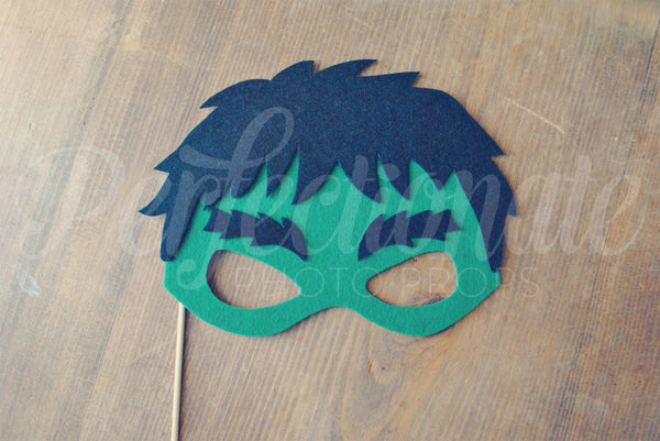 Hulk Mask Photo Booth Prop   Perfectionate Props