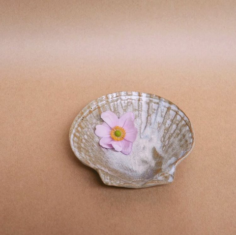 Shell Dish by Amy Leeworthy