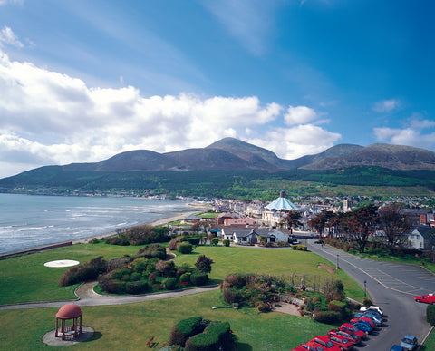 Newcastle and the Mourne Mountains