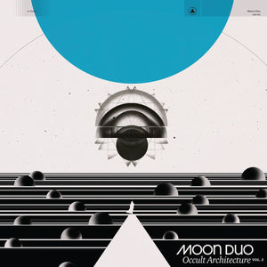Moon Duo – Occult Architecture Vol. 2 (Blue Smoky Vinyl)