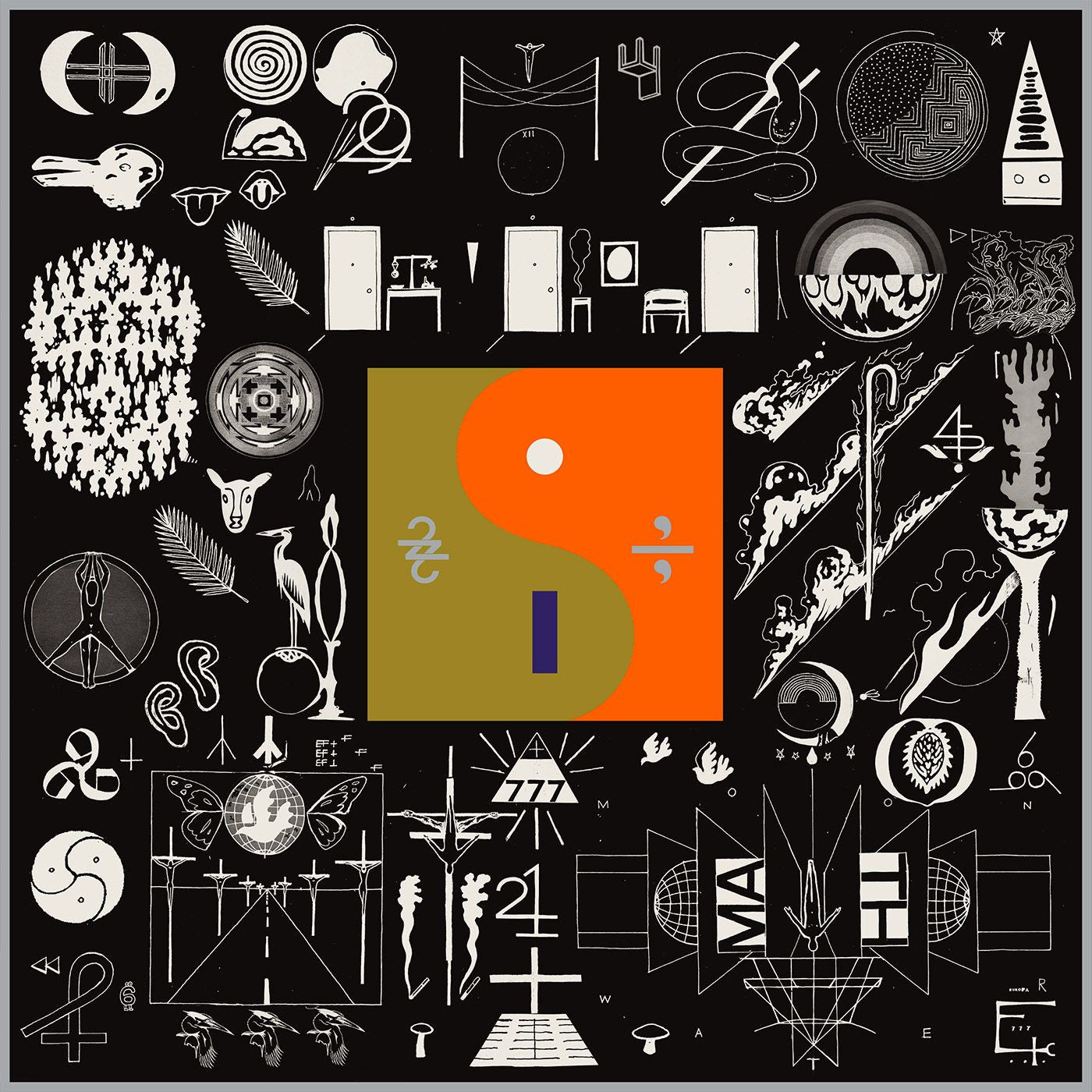Bon Iver – 22, A Million  (LP)