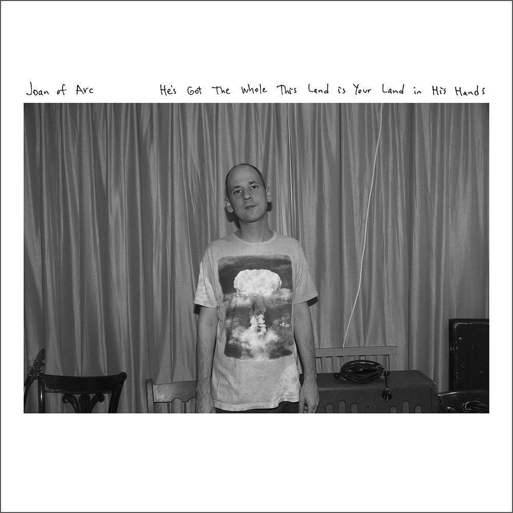 Joan of Arc – He's Got The Whole This Land Is Your Land In His Hands (Pink Vinyl)