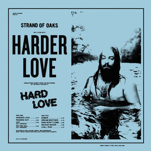 Strand of Oaks– Harder Love  (LIMITED Classic Black Vinyl)