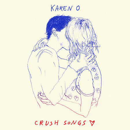 karen-o-crush-songs-vinyl