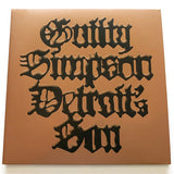 Guilty Simpson - Detroit's Son (2xLP)