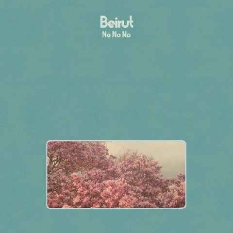 Beirut - No No No (Limited Blue Vinyl)