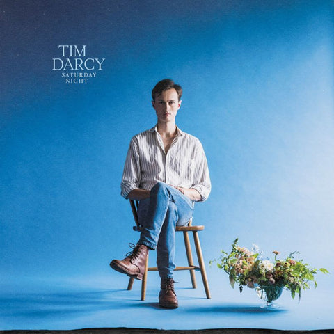 Tim Darcy – Saturday Night (Deep Blue Vinyl)
