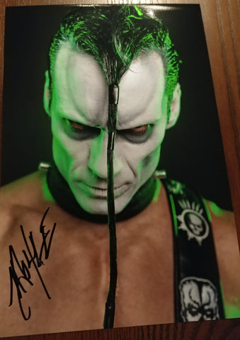 Doyle - Green Light signed 8x12 (damaged)